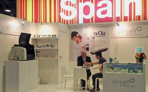 MEDLAB Asia Pacific 2018 - Vircell